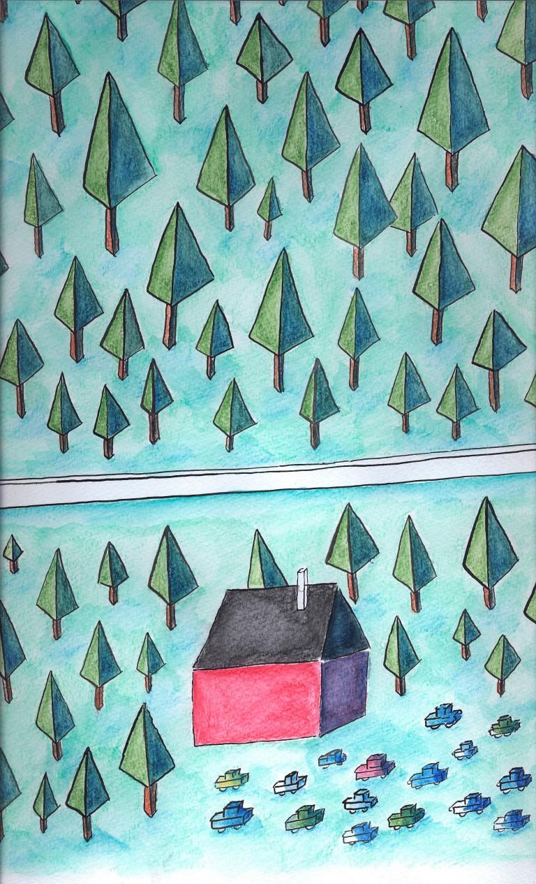 Tree-house (extract)