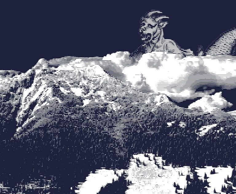 Mythological Landscape