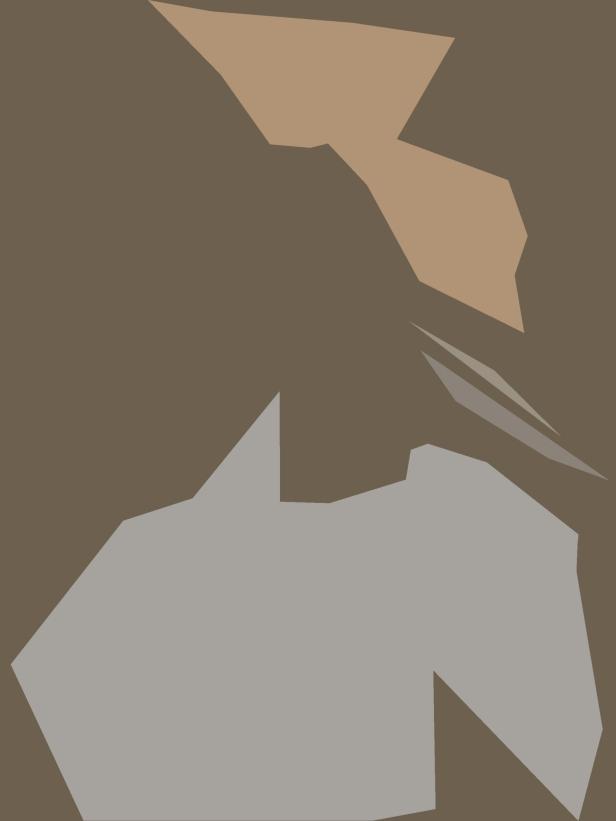 Portrait No.18 - A mascot
