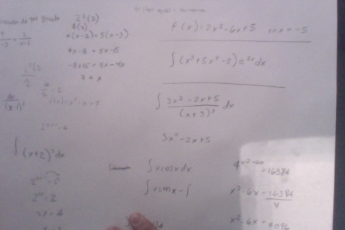 Trying to do mathematical and calculus.