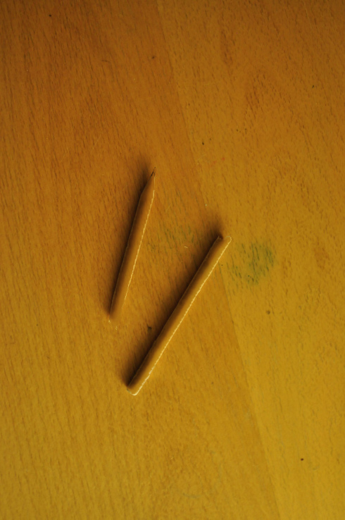 Goodbye pencil