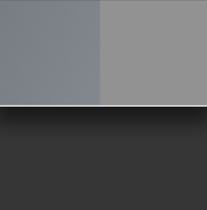 Taking 3 different gray tones form my desktop